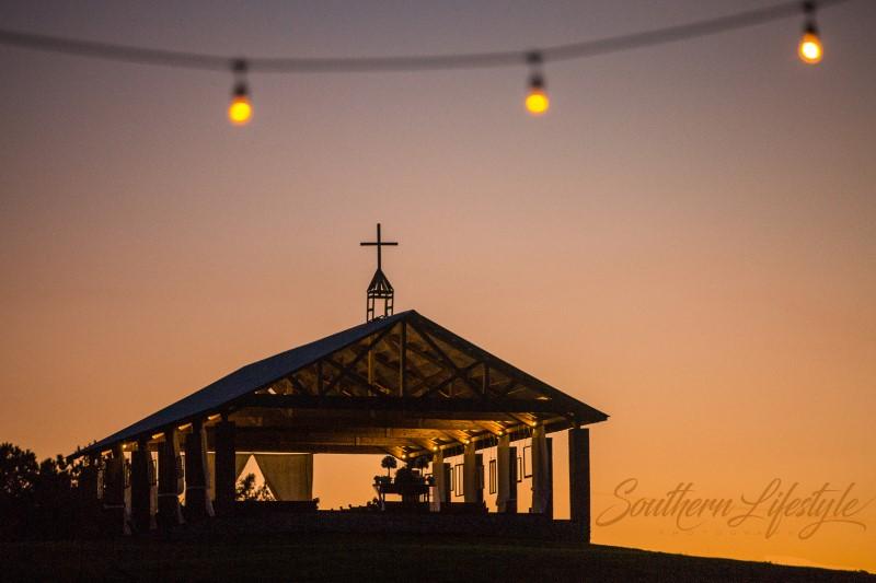 alabama-wedding-venue-chapel-flagstone-sunset