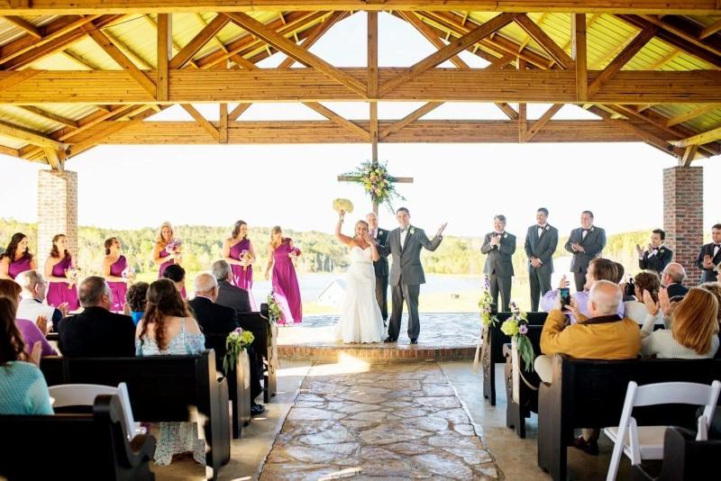 wedding-venue-alabama-chapel-aisle-married